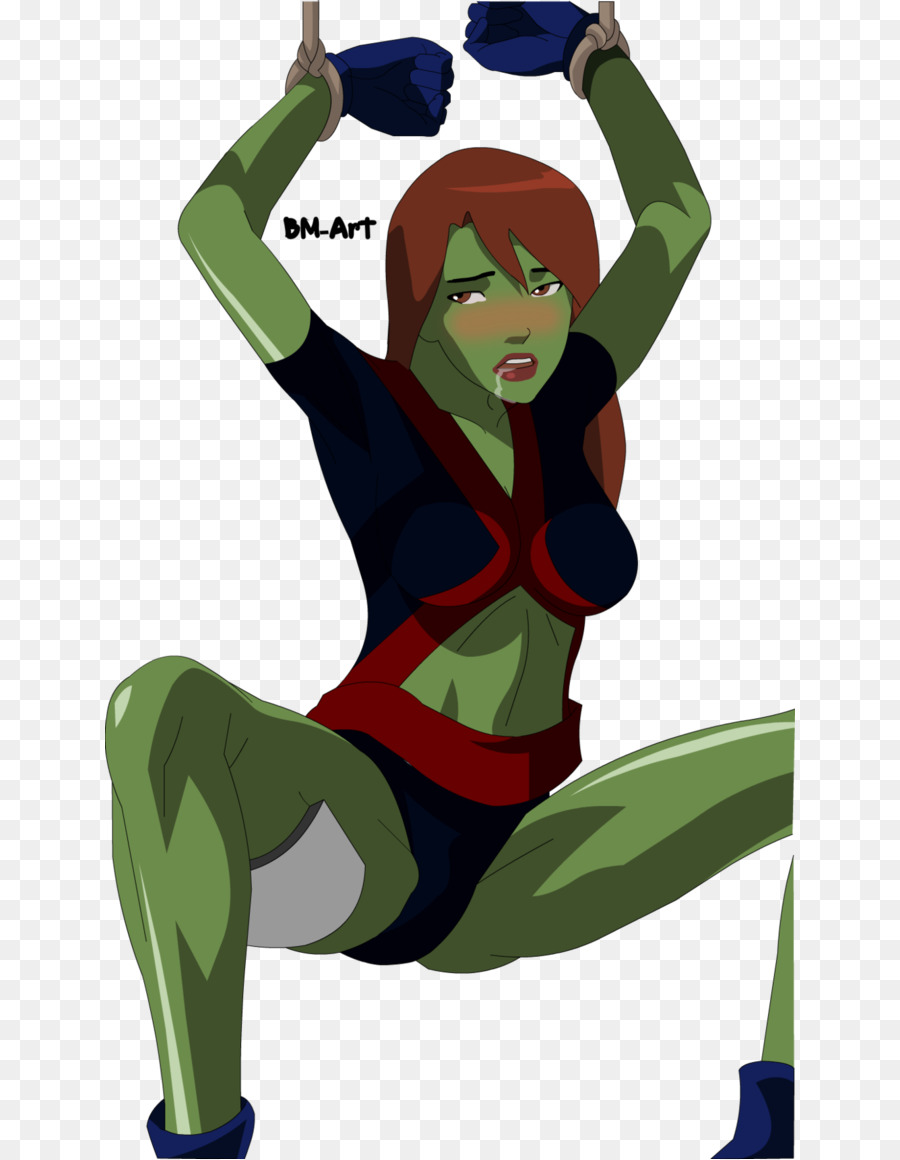 comic Young justice miss martian