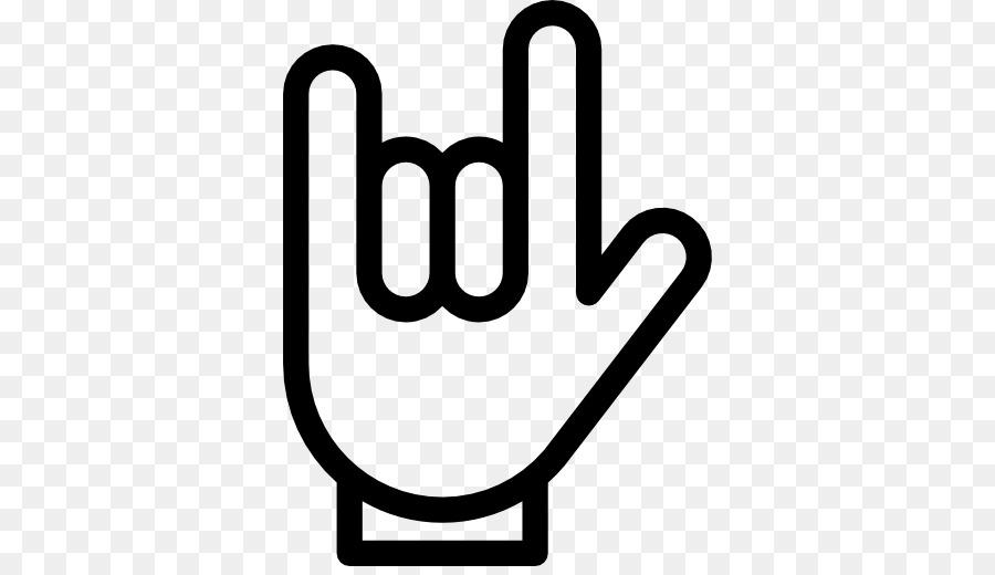 Index Finger Computer Icons Symbol Middle Finger Symbol Png