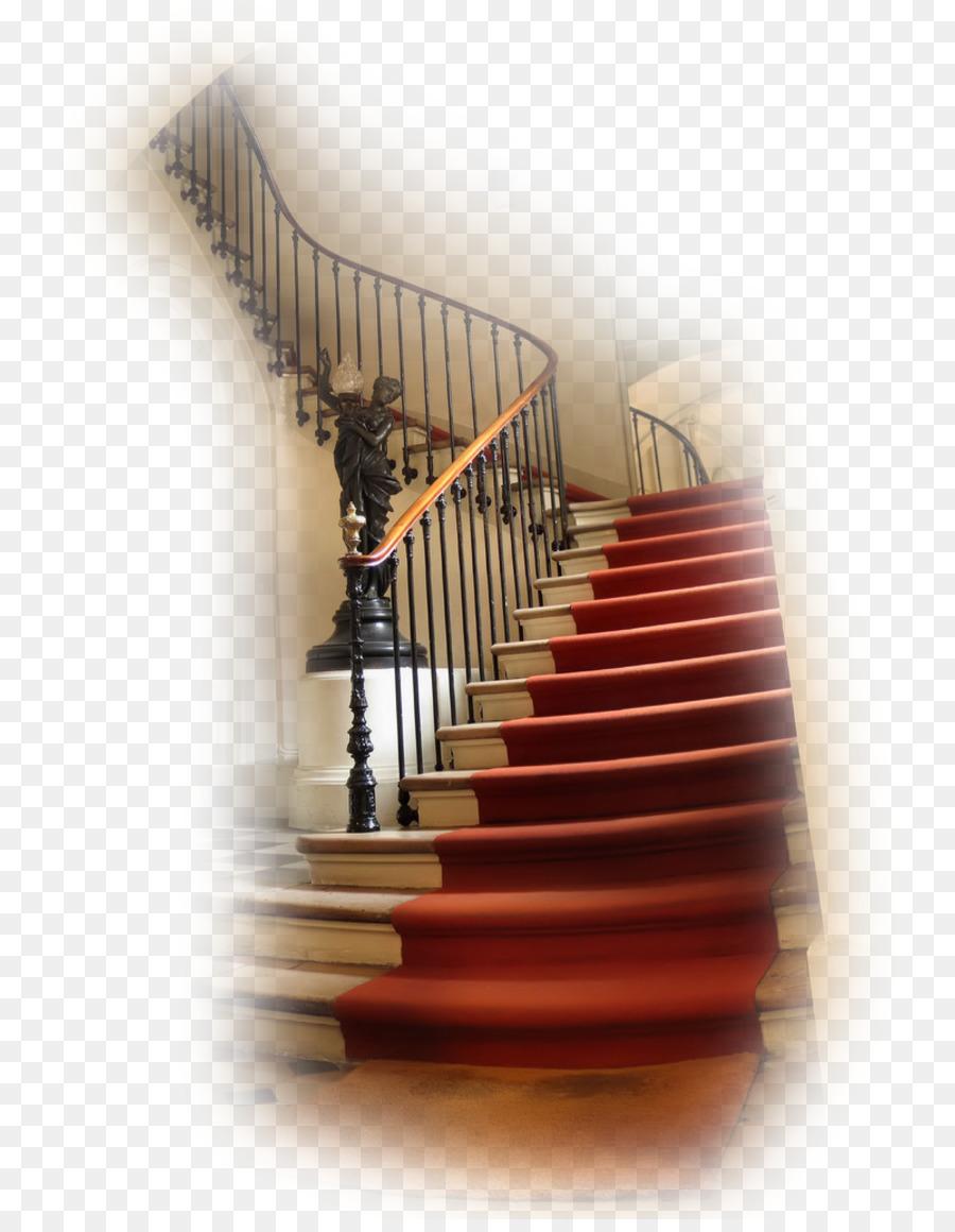 Treppe Dachboden Leiter Handlauf Treppen Png Herunterladen 800