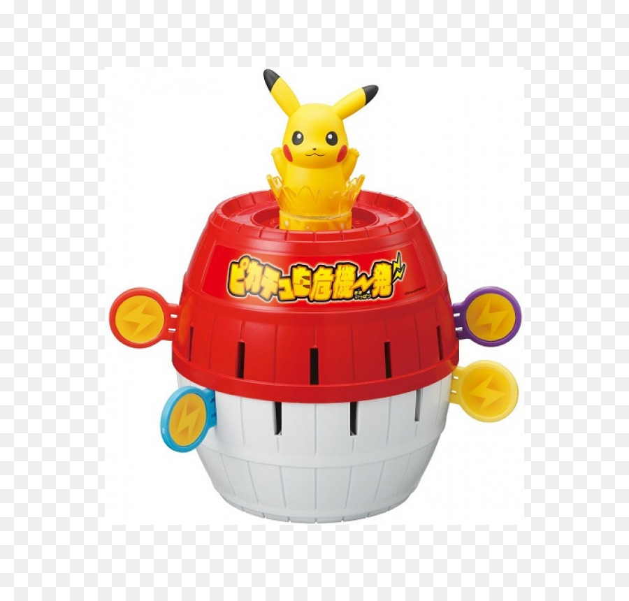 TOMY Pop-Up Pirate Pikachu Ash Ketchum Pokémon - pikachu png ...