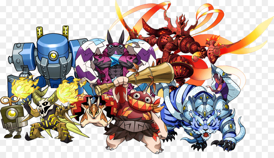 Puzzle Dragon Cross Nintendo 3DS Dragons Game