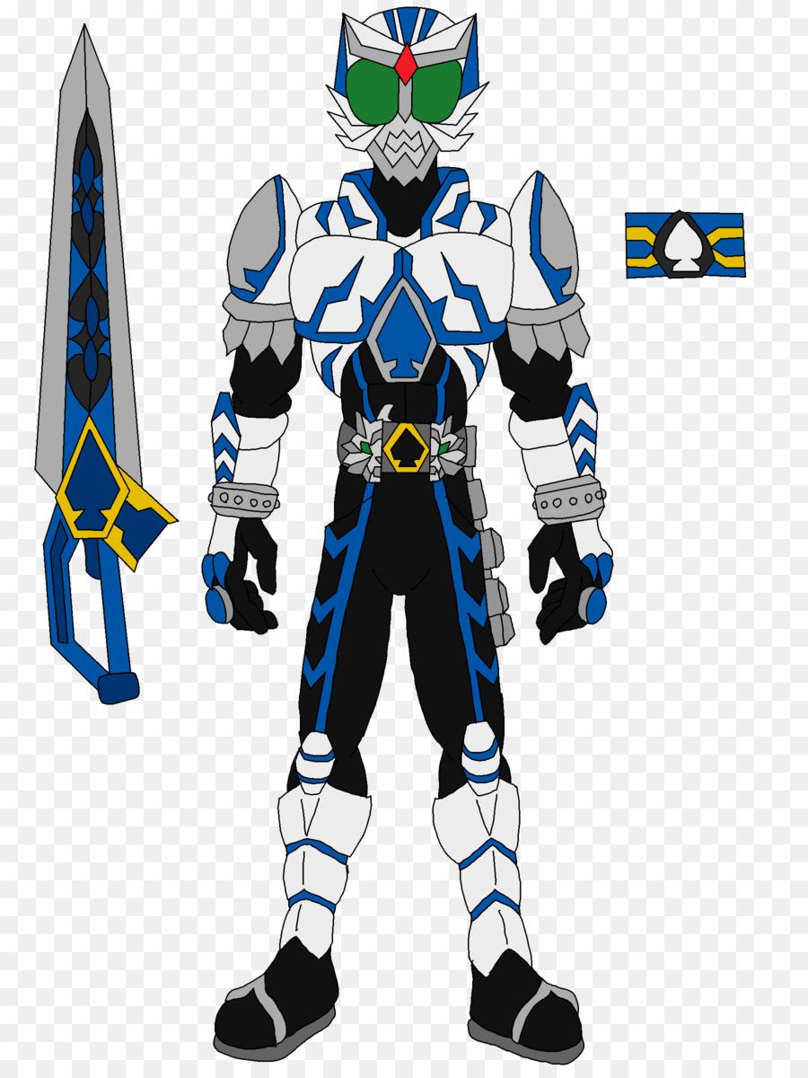 Kamen Rider De La Serie As De Espadas De Deviantart As De Corazones
