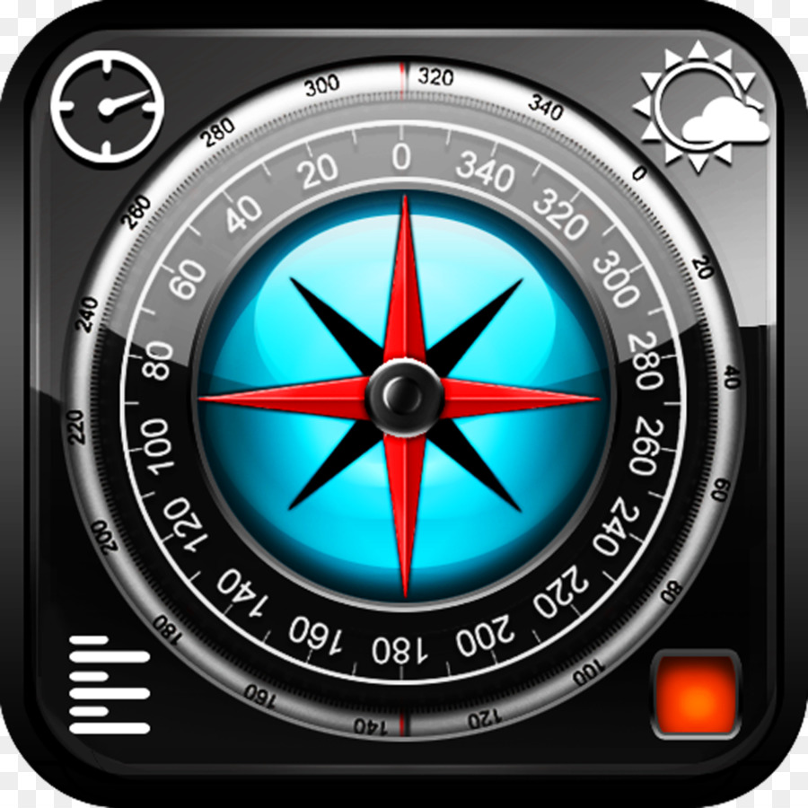App Store Compass Apple - compass png download - 1024*1024