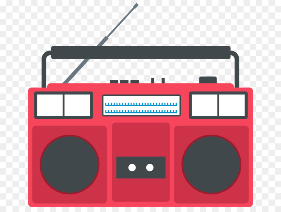 boombox computer icons clip art radio png download 1000 748 rh kisspng com Book Clip Art Clip Art Radio Station