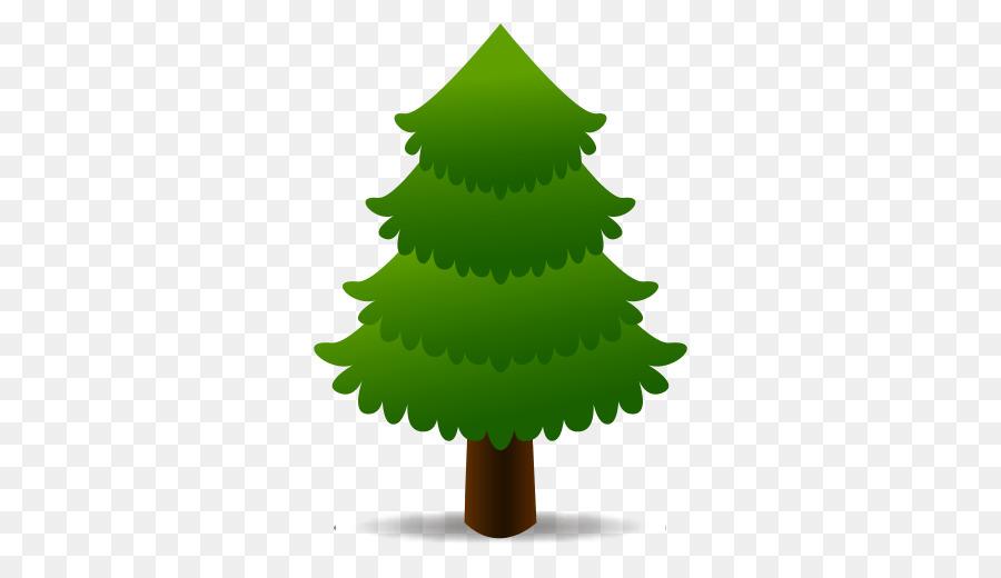 Christmas Tree Emoji png download - 512*512 - Free