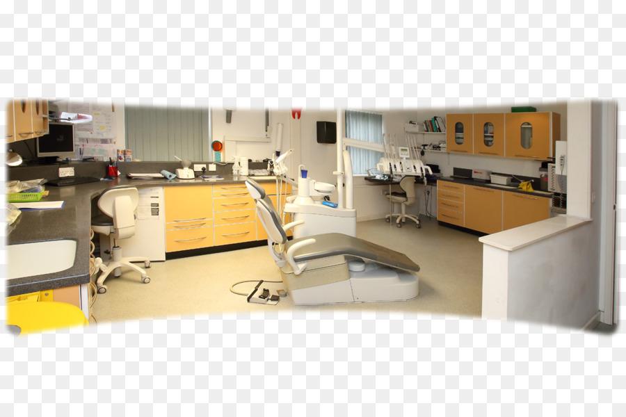 llanidloes dental practice office desk interior design services room