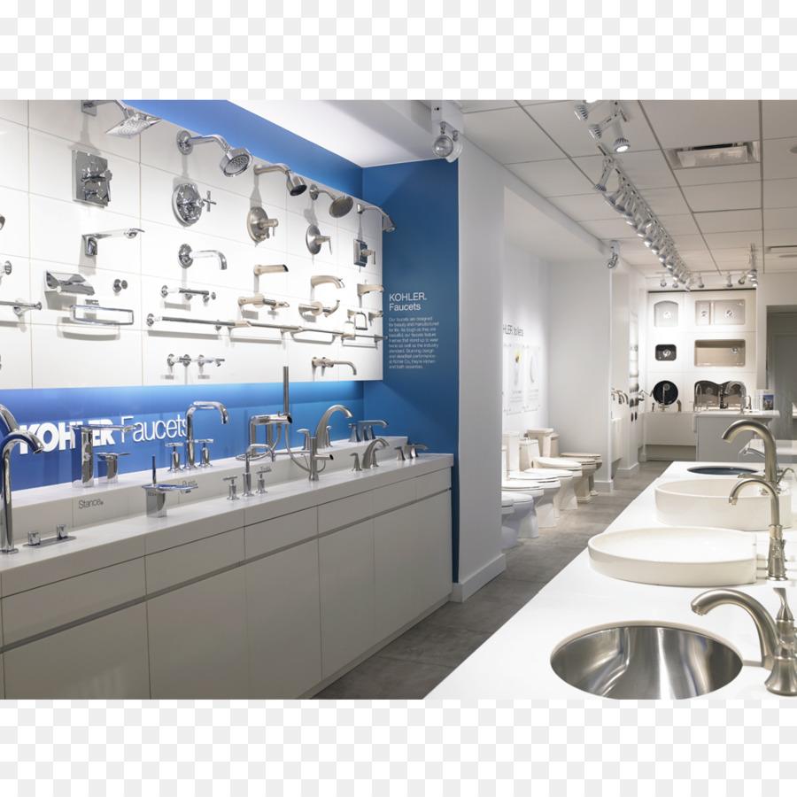 Kohler Co. KOHLER Signature Store by Studio41 Bathroom Tile Bathtub ...