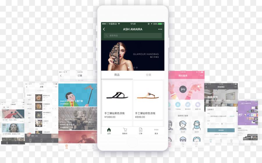WeChat Computer program Tencent Smartphone Internet - smartphone png
