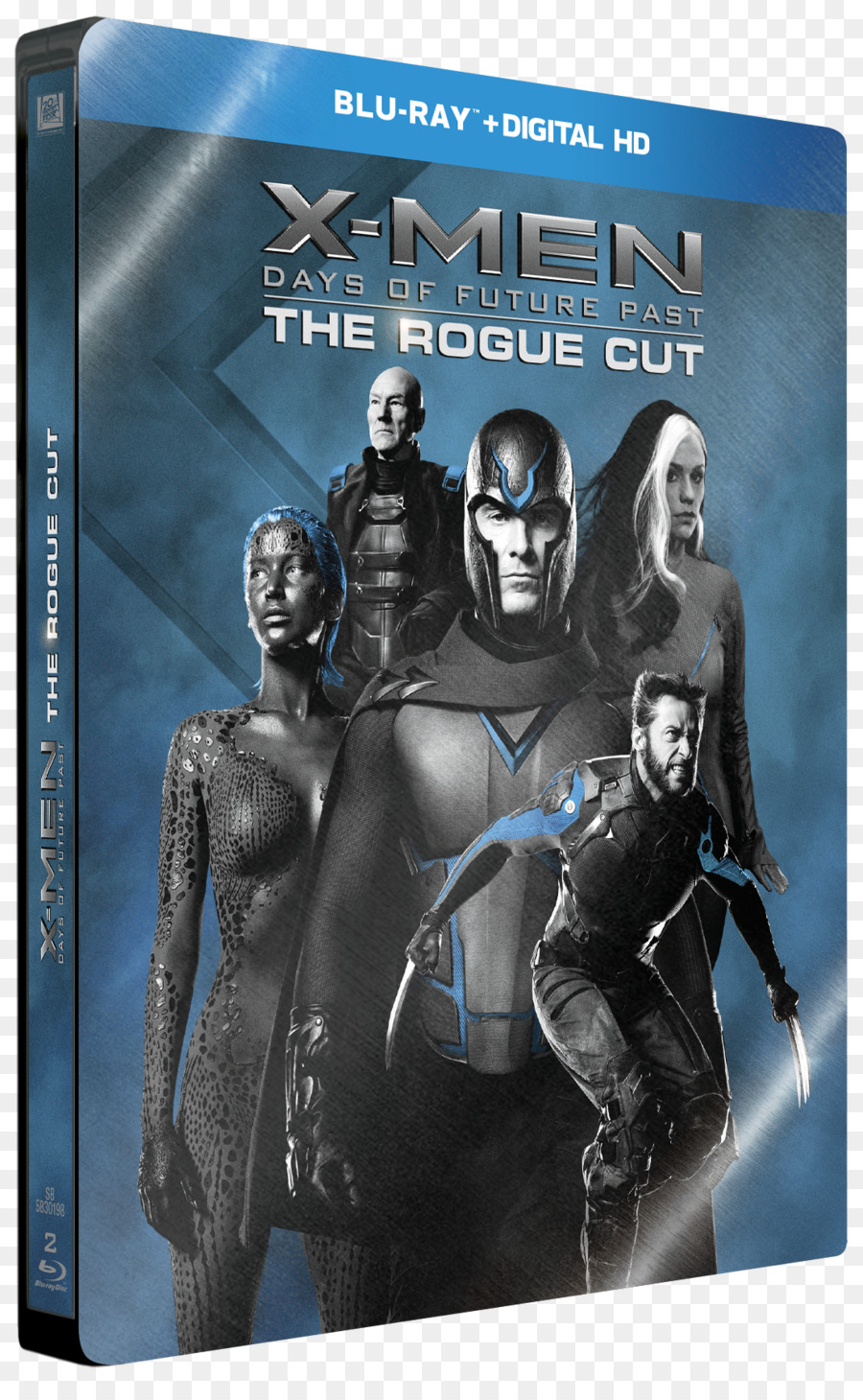 rogue x-men: days of future past film zavvi - others png download