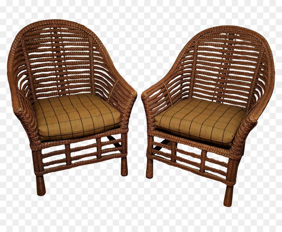 Mesas De Noche, Una Silla De Mimbre Muebles De - silla Formatos De ...