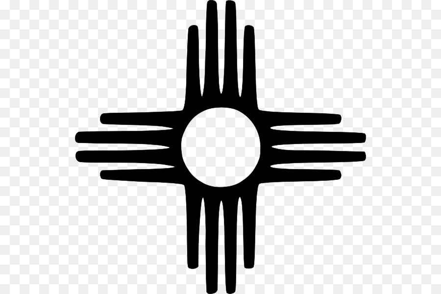 Flag Of New Mexico Zia Pueblo State Flag Zia People Flag Png