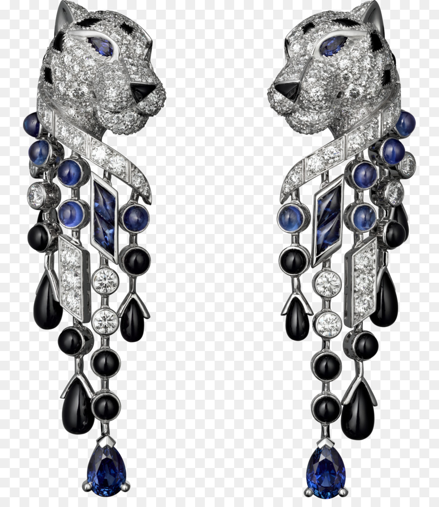 sélectionner pour plus récent bonne vente de chaussures énorme inventaire Boucle D'Oreille Cartier Bijoux Diamant Brillant ...