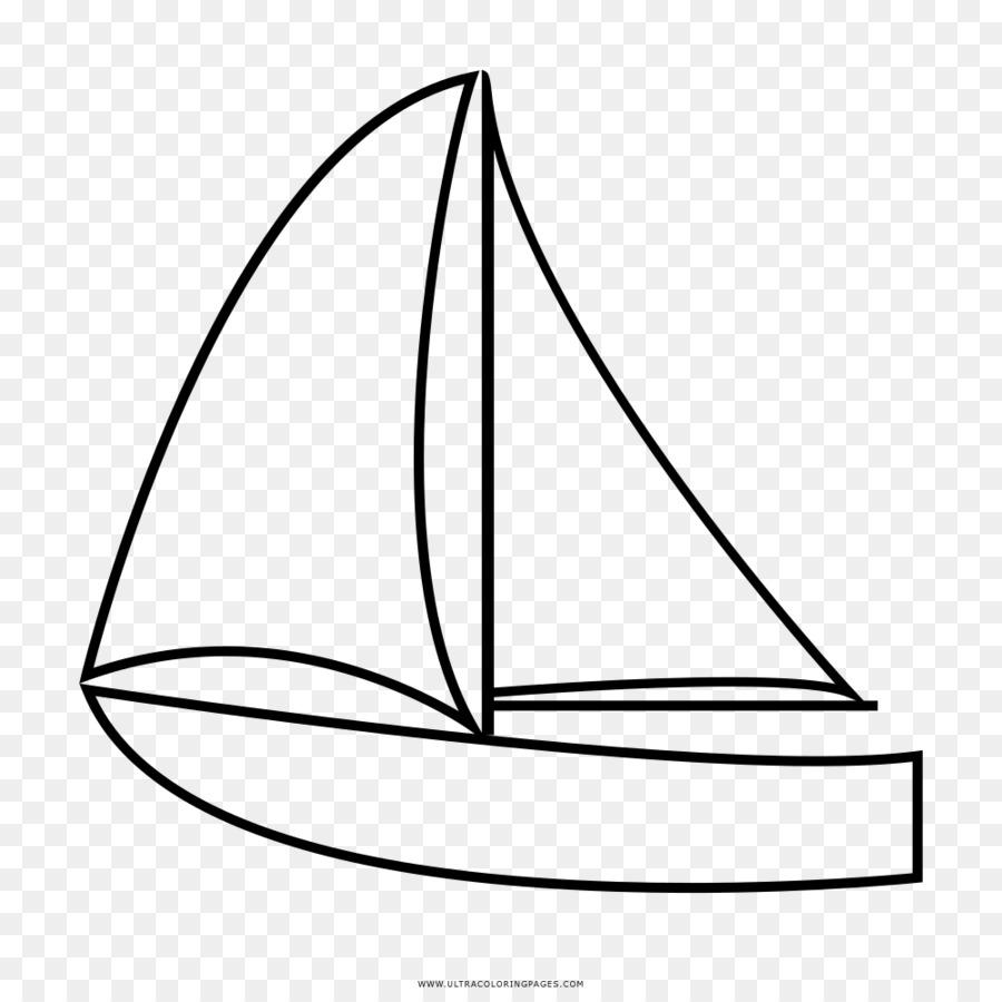 Barcos a vela Barco Dibujo para Colorear libro - vela Formatos De ...