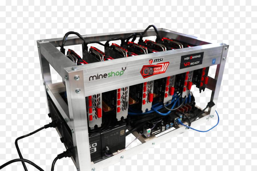 Bitcoin Mining Rig Astraleums Kryptogeld Bitcoin Png Herunterladen -