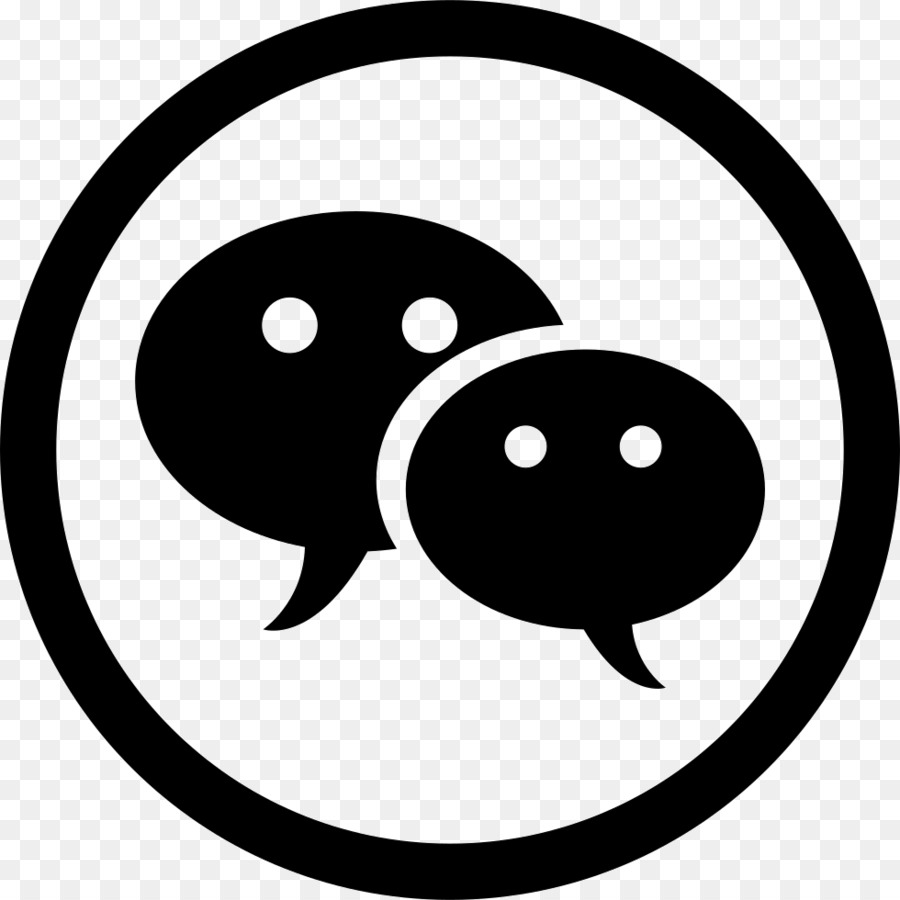 wechat computer icons wechat logo png download 980 980 free