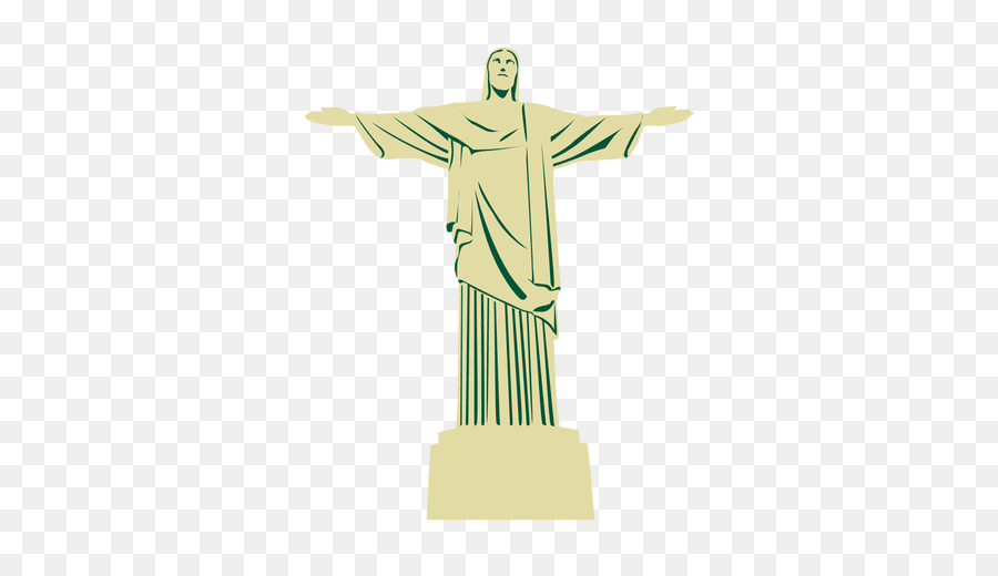 Dessin Christ Redempteur la statue du christ rédempteur - d'autres téléchargement png - 512