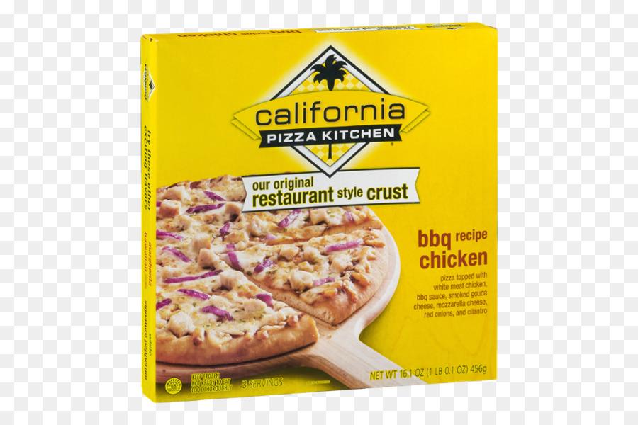Cocina vegetariana Barbacoa de pollo California Pizza Kitchen Receta ...