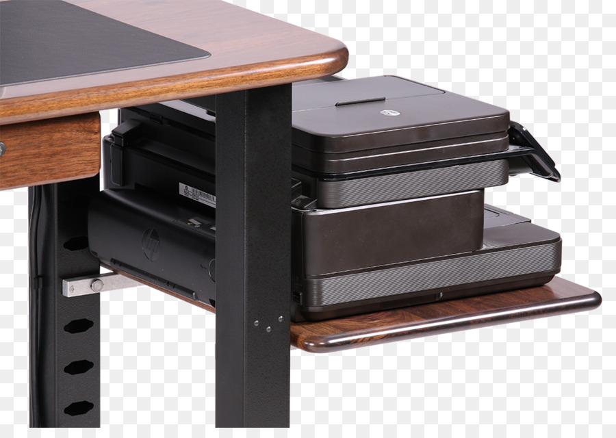 Desk Table Computer Printer Office   Desk Accessories