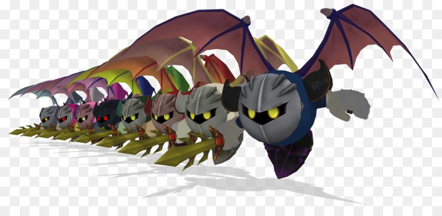Meta Knight Dragon png download - 1290*619 - Free Transparent Meta