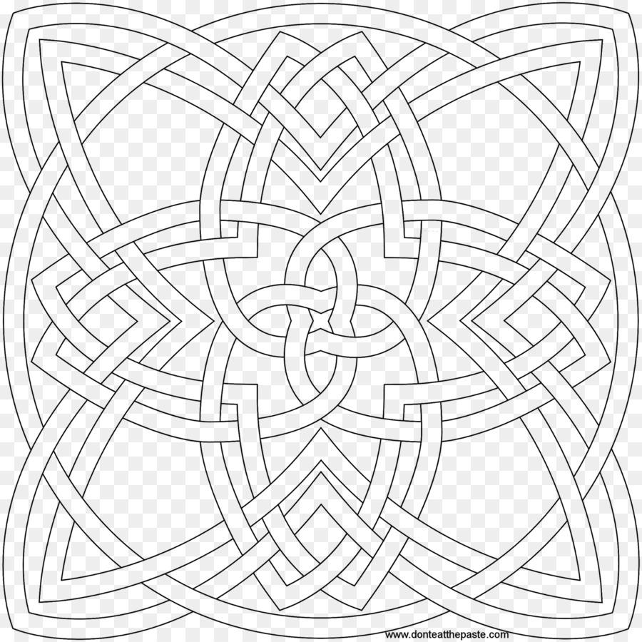La inspiración de la Gracia: Adulto Libro para Colorear nudo Celta ...