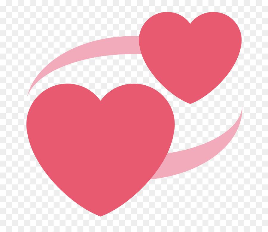 Emoji Heart Symbol Emoticon Meaning Emoji Png Download 768768