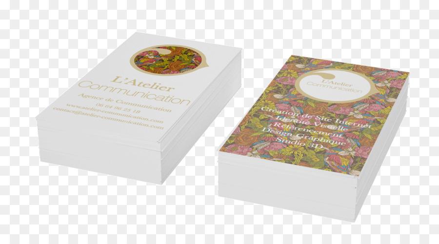 Papier Cartes De Visite Conception Graphique Et Impression Publicitaire