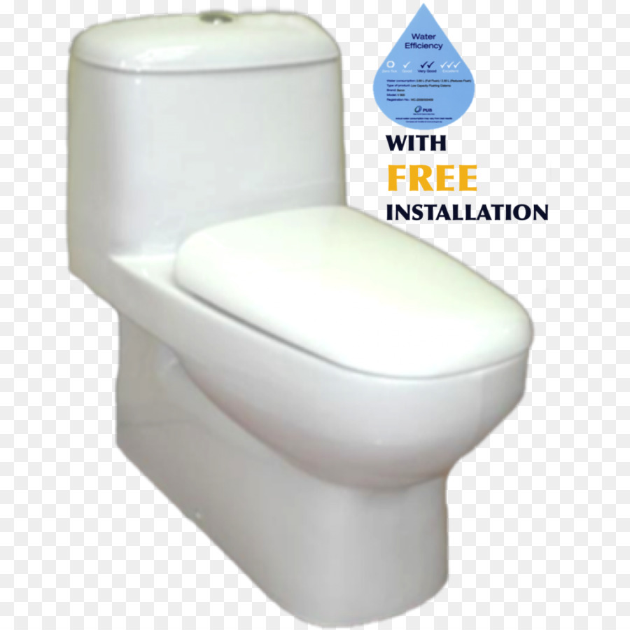 Toilet & Bidet Seats Sink Bathroom Bowl - water closet png download ...