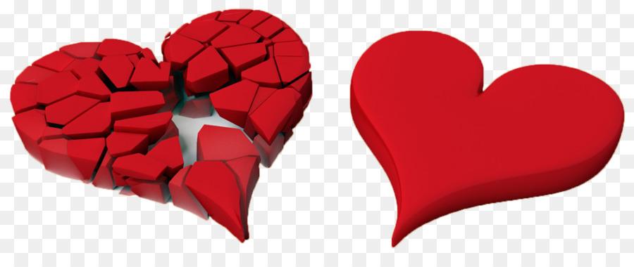 Corazón Roto Amor Ruptura Otros Png Dibujo Transparente Png