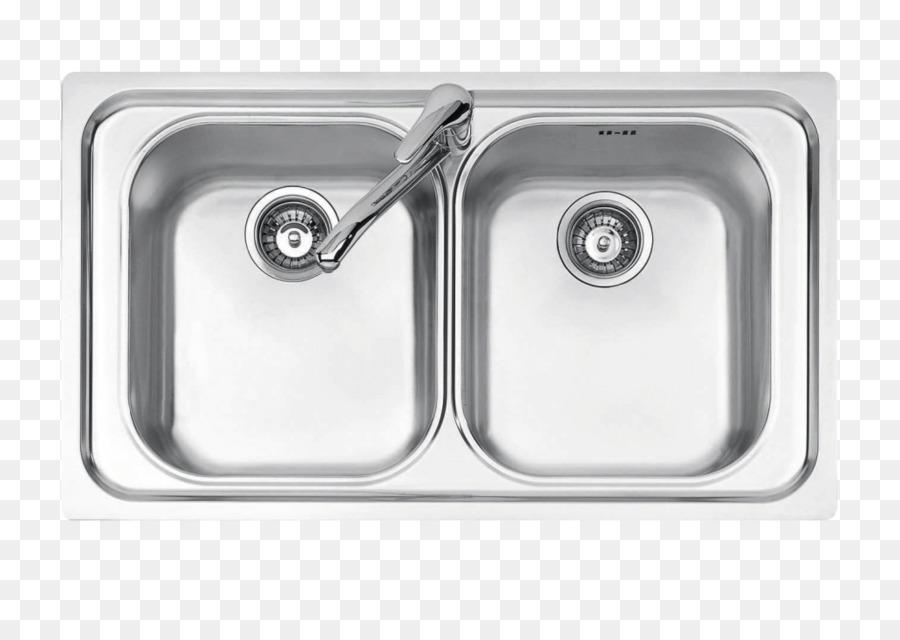 Spüle Küche Spülbecken Edelstahl - Waschbecken png herunterladen ...