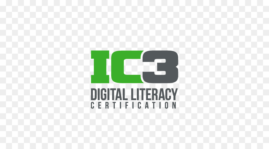 Ic3 Professional Certification Digital Literacy Test Computer Png