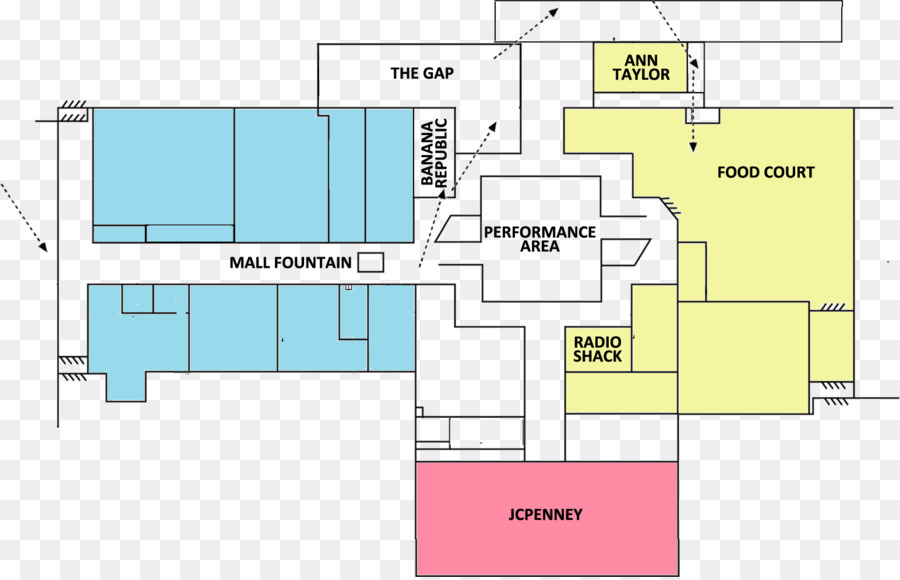 Polaris Fashion Place Arbor Place Mall Mall 205 Arrowhead Mall - map ...