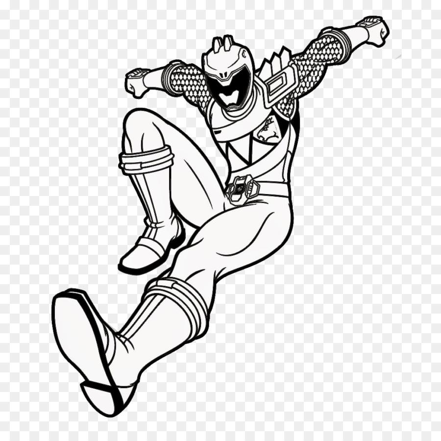 Billy Cranston Ranger Rojo de Power Rangers - Temporada 18 De libro ...