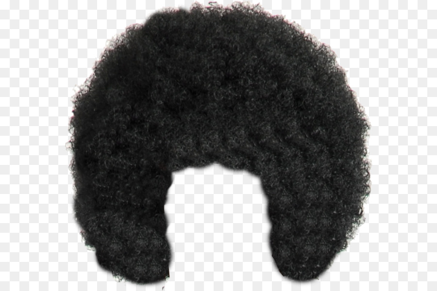 Cabello afro png