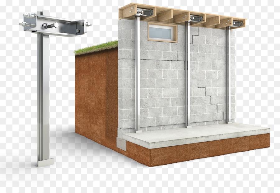 I-beam Sótano de impermeabilización de Muro de cimentación ...