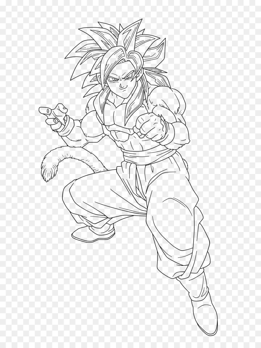 Son Goku Vegeta Gogeta Son Gohan Majin Buu Son Goku Png