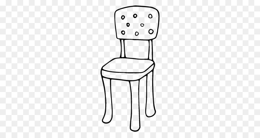Chair Fauteuil Mobiliar Zeichnen Malbuch Stuhl Png Herunterladen