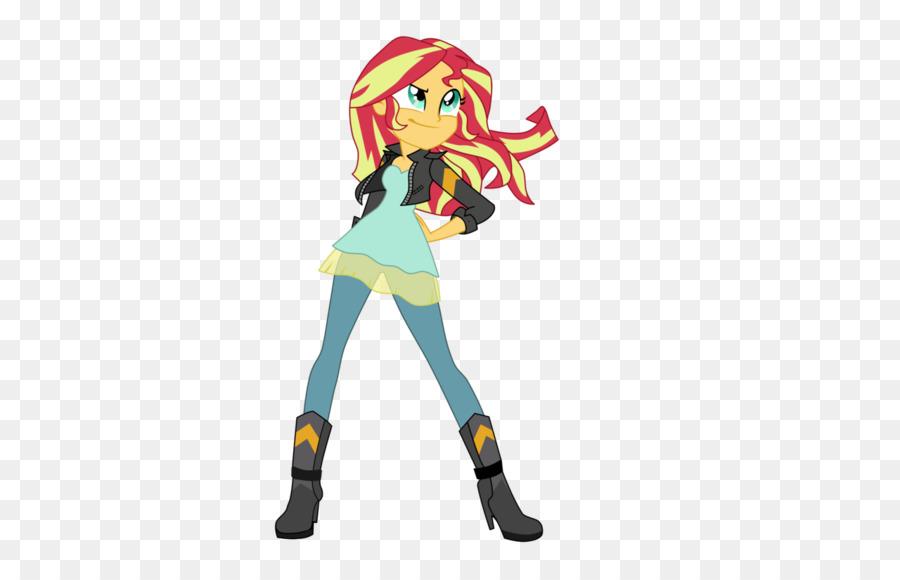 Sunset Shimmer My Little Pony: Equestria Girls Twilight Sparkle ...