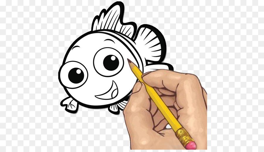Peces Koi Dibujo para Colorear libro Clip art - los peces png dibujo ...