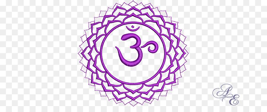 Sahasrara Chakra Symbol Kundalini Yoga Symbol Png Download 722