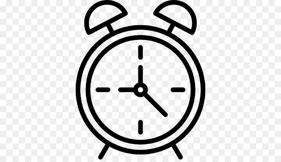 Libro para colorear de Dibujo de la Alarma de los Relojes - reloj ...