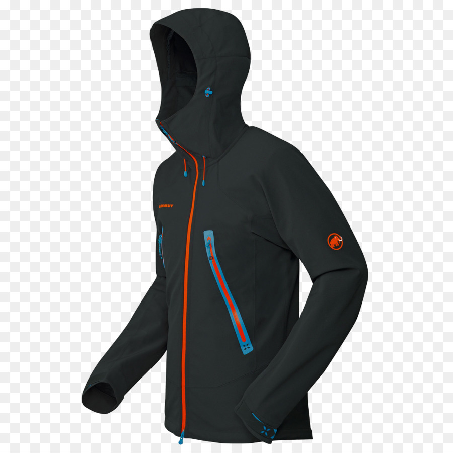 buy online 95c69 0b1c2 Hoodie Jacke Mammut Sports Group Polar-fleece - Jacke png ...
