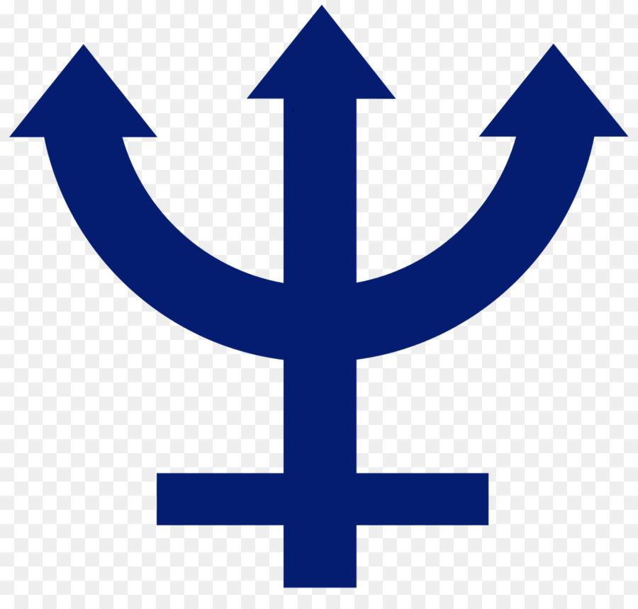 Neptune Astrological Symbols Astronomical Symbols Wikipedia Symbol