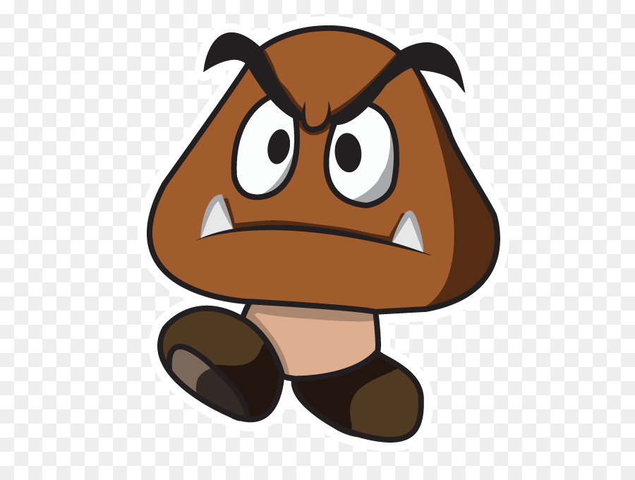Super Mario Bros Bowser Goomba Super Mario World Others Png