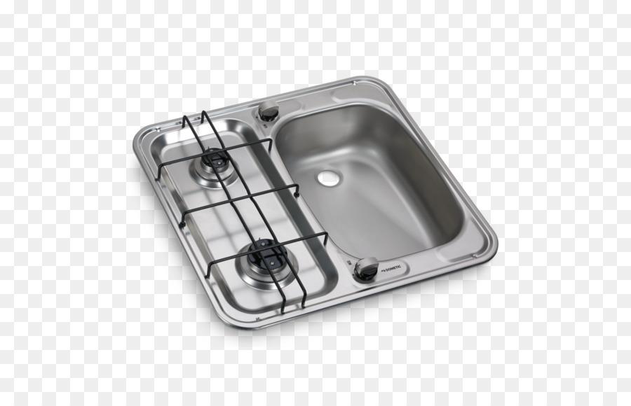 Gas stove Sink Caravan Cooking Ranges - sink png download - 580*580 ...