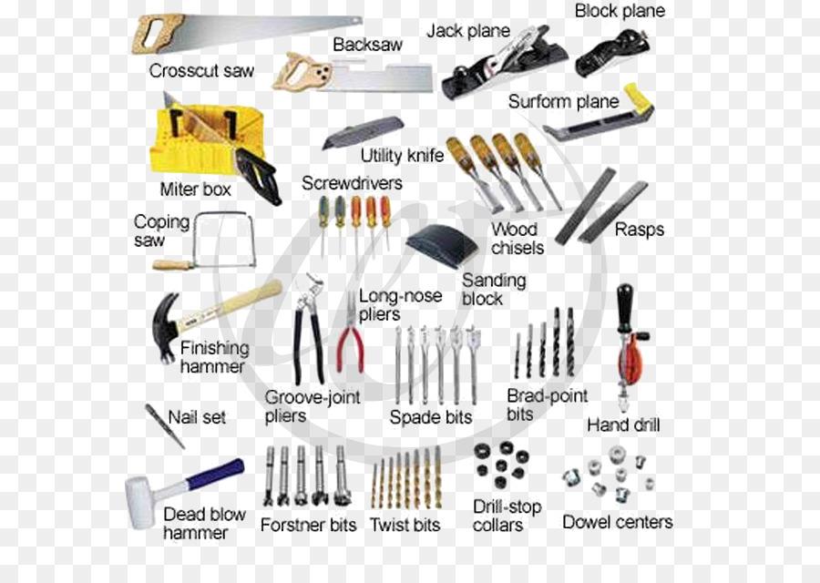 De la mano de la herramienta de Carpintería Carpintero - la madera ...