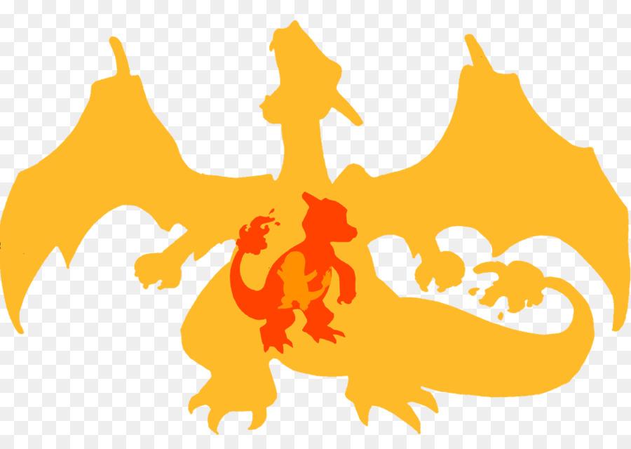 Charmander Pikachu Charizard Evolution Charmeleon