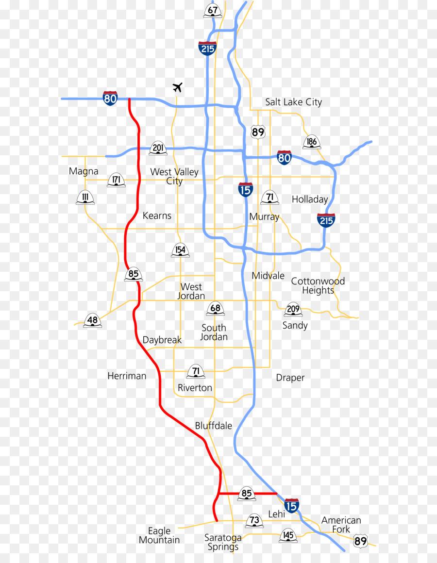 Mountain View Corridor Utah State Route 73 Lehi Utah State Route 68 ...
