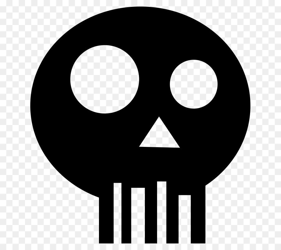 Human Skull Symbolism Clip Art Skull Png Download 747800 Free