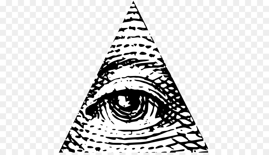 Eye Of Providence Symbol God Illuminati Eye Png Download 508512