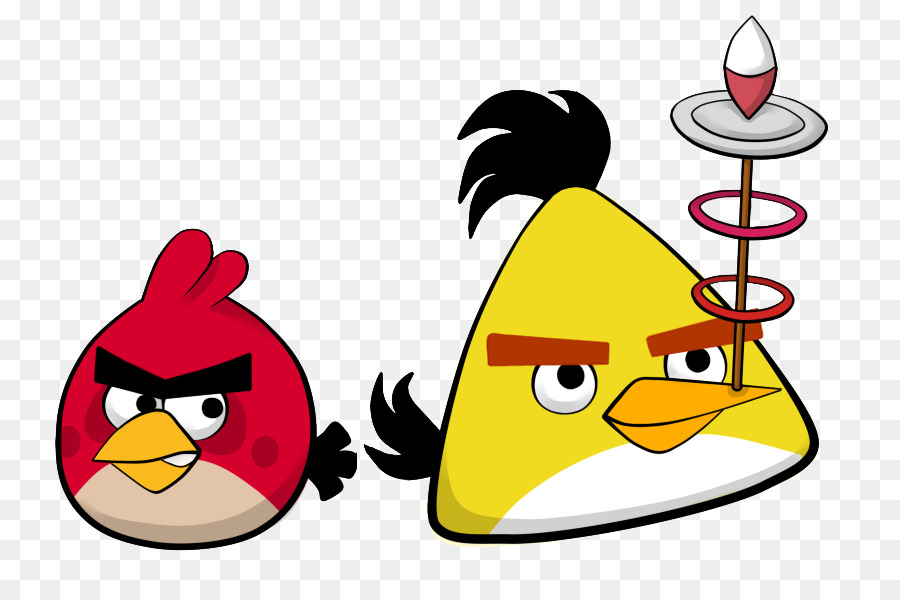 Angry Birds Go! Mighty Eagle Pico Amarillo - Aves png dibujo ...